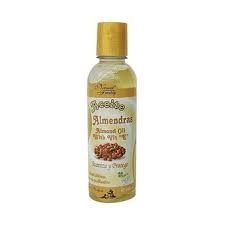 Aceite de Almendras con Vitamina E