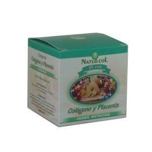 Crema Nutritiva Colágeno y Placenta