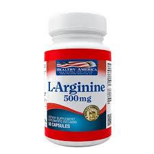 L Arginine x 500 mg