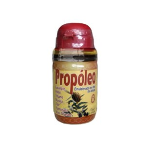 Propoleo Emulsionado Natural Freshly
