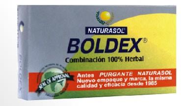 Purgante Naturasol Boldex