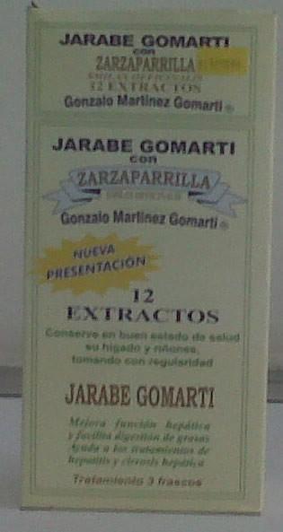 Zarzaparrilla Gomarti