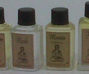 Esencias Aromaterapia