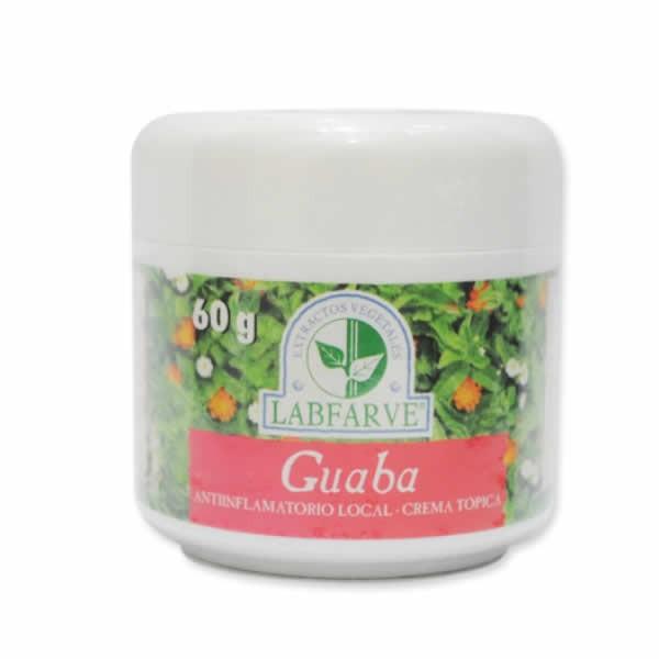 Crema de Guaba