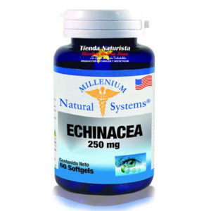 Echinacea 250mg Natural Systems