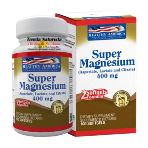 Super Magnesium 400mg Healthy