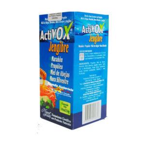 Activox Jarabe Jengibre 180ml