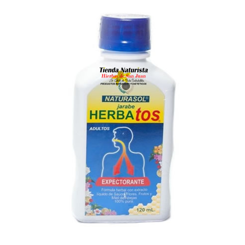 Herbatos Adultos x 120ml Naturasol