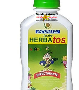 Herbatos Niños x 120ml Naturasol